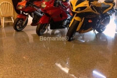Bomanite Custom Polished Concrete with Modena in NH