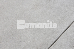 Bomanite Sandscape Refined is an architectural exposed concrete with a very fine exposure depth, requiring advanced application procedures to produce a finished product that showcases the fine aggregate, and as shown here this product is perfect to create a consistent and sophisticated design.