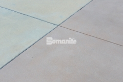 Bomanite Sandscape Texture decorative concrete was installed here to create a durable hardscape surface that is consistent in texture and adds a cohesive design aesthetic across the CrossCity Christian Church and Northside School campus.