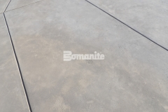 Sandscape Refined Antico decorative concrete by Bomanite was installed in this church courtyard to create a hardscape with beautiful texture and variation while providing a durable surface.